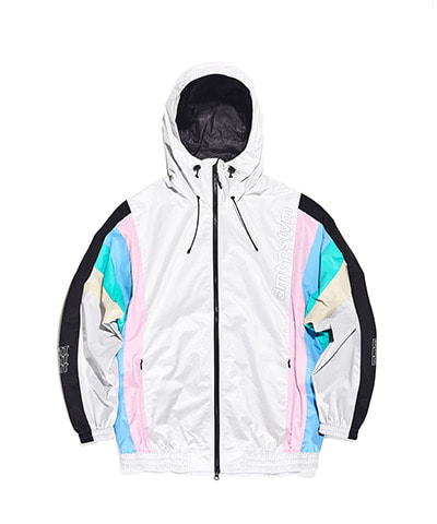 COLOUR JACKET WHITE