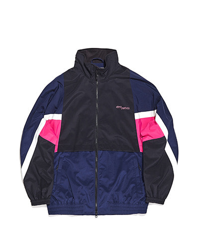 CAMP JACKET NAVY