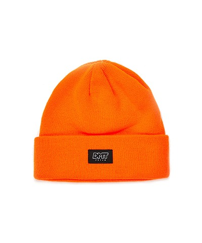 DMT LOGO BEANIE ORANGE