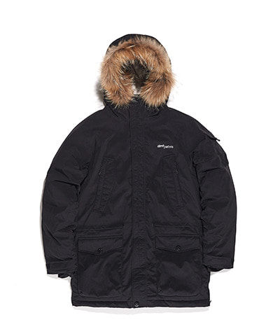 SNUG2 JACKET BLACK