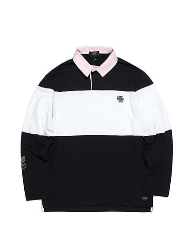 POLO LSV TEE BLACK